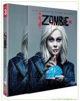 iZombie Season 3 DVD Series (3 discs)