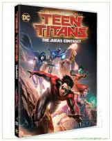 Teen Titans: The Judas Contract DVD