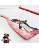 Shaped Notebooks A5 - Miraculous Ladybug