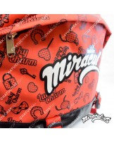 Backpack (Red) - Miraculous Ladybug