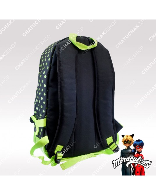 Backpack (Green) - Miraculous Ladybug