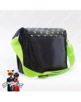 Shoulder Bag (Green) - Miraculous Ladybug
