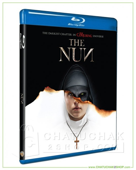 The Nun Blu-ray