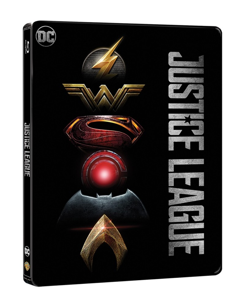 Justice League Blu-ray Steelbook