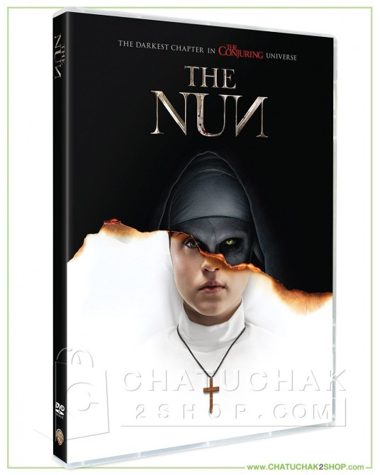 The Nun DVD Vanilla