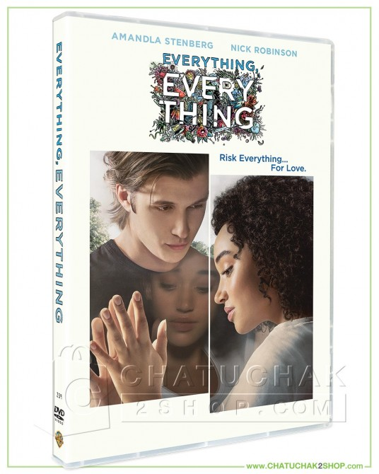 Everything, Everything DVD