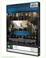 Fantastic Beasts: The Crimes of Grindelwald DVD (SE)