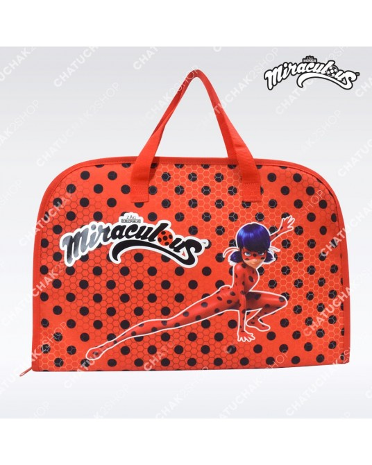 Drawing Bag (Red) - Miraculous Ladybug