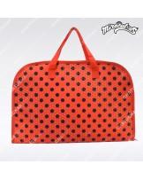 กระเป๋าอเนกประสงค์ ลายการ์ตูน เลดี้บัค (สีแดง)