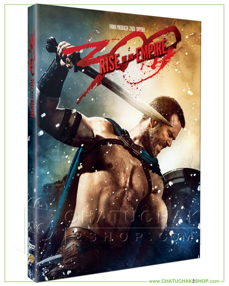 300 : Rise of an Empire DVD