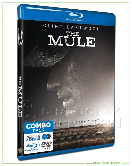 The Mule Blu-ray Combo Set (Bluray + DVD)