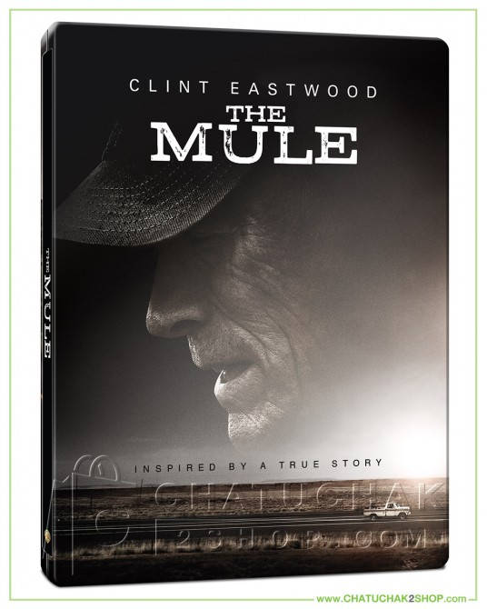 The Mule Blu-ray Steelbook