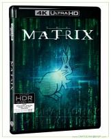 The Matrix (4K Ultra HD includes Blu-ray 2D)