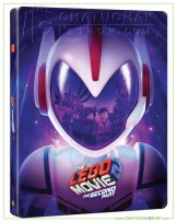 The Lego Movie 2: The Second Part Blu-ray Steelbook Includes 2D & 3D