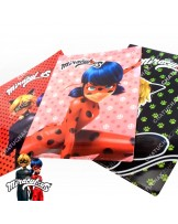 A4 Folder (Pink) - Miraculous Ladybug
