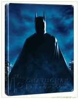 Batman (1989) 4K + 2D Steelbook