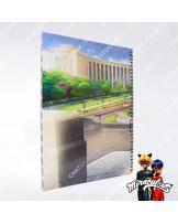 Notebook A4 - Miraculous Ladybug