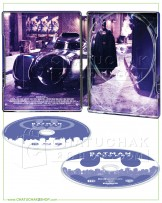 Batman Returns (1992) 4K + 2D Steelbook