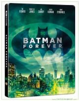 Batman Forever (1995) 4K + 2D Steelbook