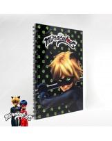 Notebook A5- Miraculous Ladybug