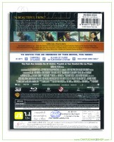 In The Heart of The Sea 3D+2D Blu-ray (Lenticular)