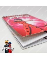 Notebook A6 - Miraculous Ladybug