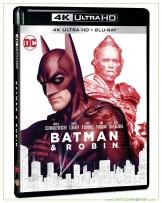 Batman & Robin (1997) 4K Ultra HD includes Blu-ray 2D