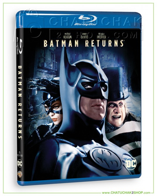 Batman Returns (1992) Blu-ray