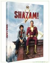 Shazam! DVD (SE + Bonus Disc) (Free Postcard)
