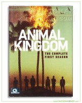 Animal Kingdom : The Complete 1st Season DVD Series (3 discs)