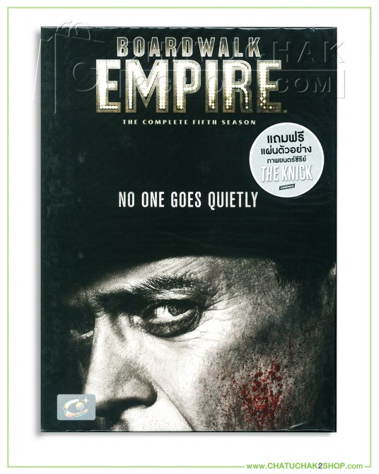 Boardwalk Empire The Complete 5th Season DVD Series (3 discs)