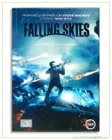 Falling Skies The Complete 4th Season DVD Series (3 discs)