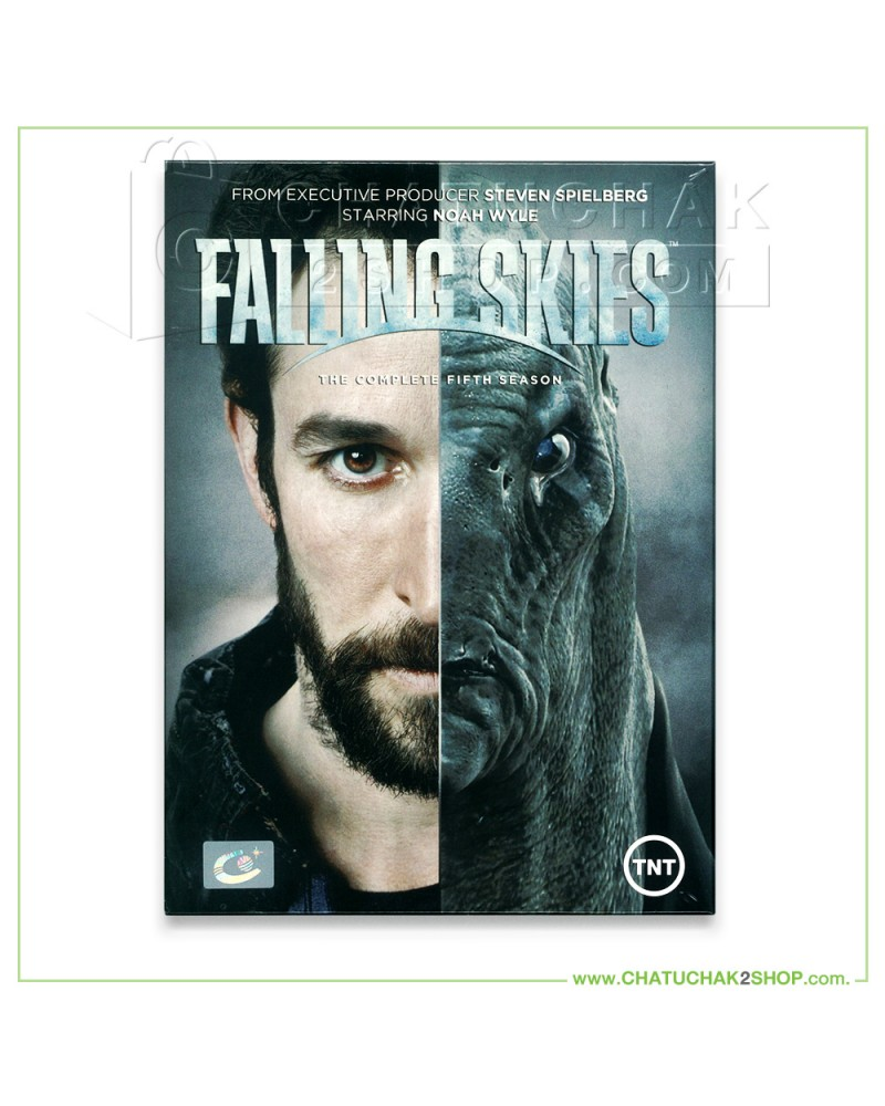 Falling Skies : The Complete 5th Season DVD Series (3 discs)