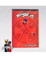 Coloring Book - Miraculous Ladybug