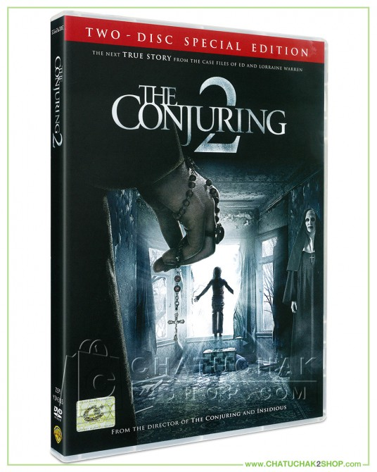The Conjuring 2 DVD (SE + Bonus Disc)