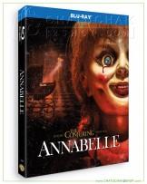 Pre-order : Annabelle Blu-ray