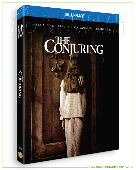 Pre-order : The Conjuring Blu-ray