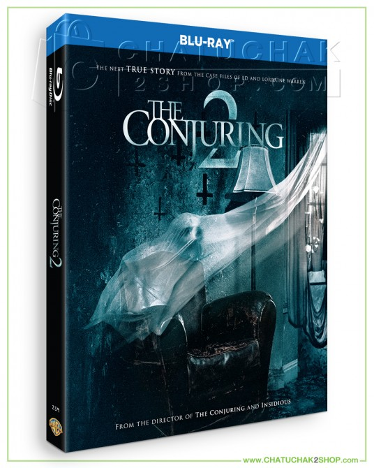 Pre-order : The Conjuring 2 Blu-ray
