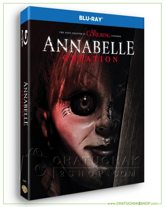 Annabelle: Creation Blu-ray