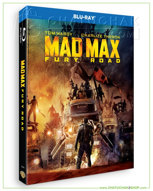 Mad Max: Fury Road Blu-ray