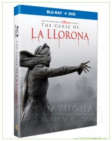 The Curse of La Llorona Blu-ray Combo Set (Bluray & DVD)