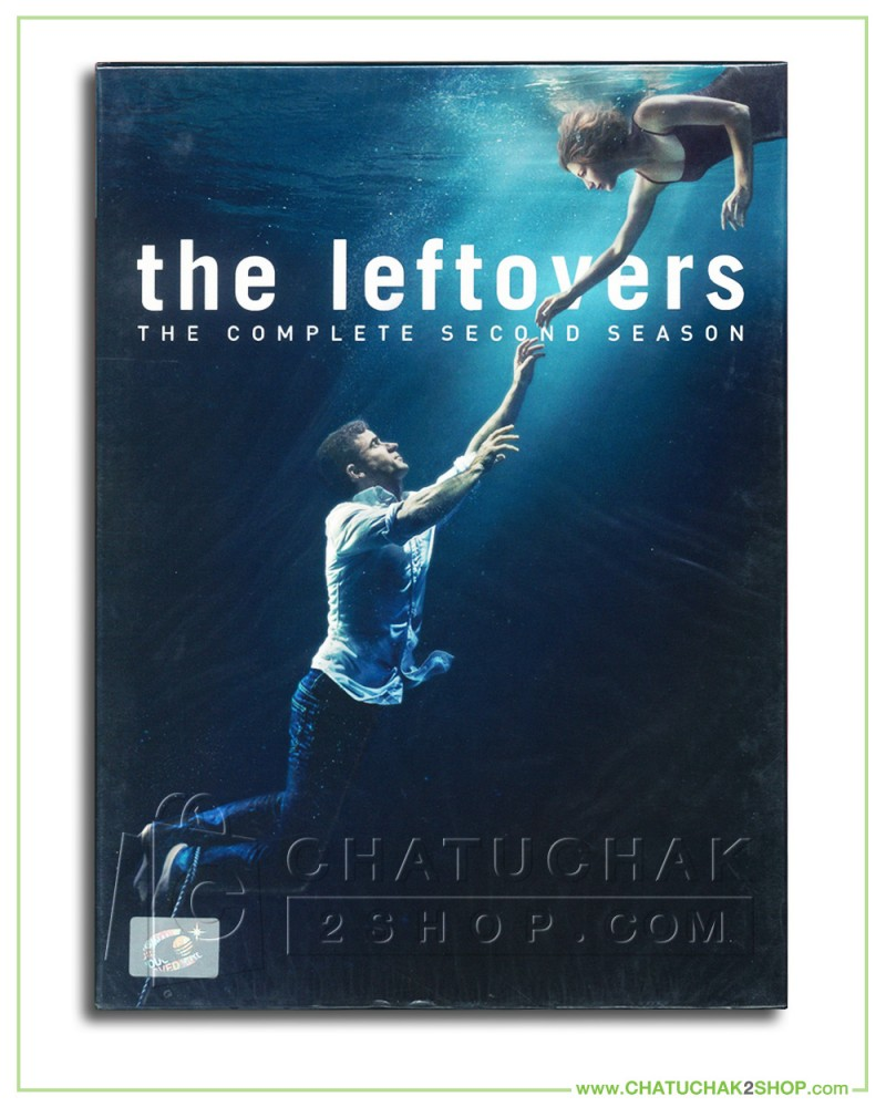 The Leftovers : The Complete 2nd Season DVD Series (3 discs)