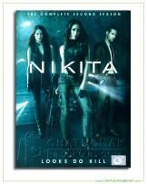 Nikita : The Complete 2nd Season DVD Series (5 discs)