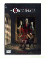 The Originals : The Complete 1st Season DVD Series (5 discs)