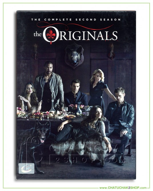 The Originals : The Complete 2nd Season DVD Series (5 discs)