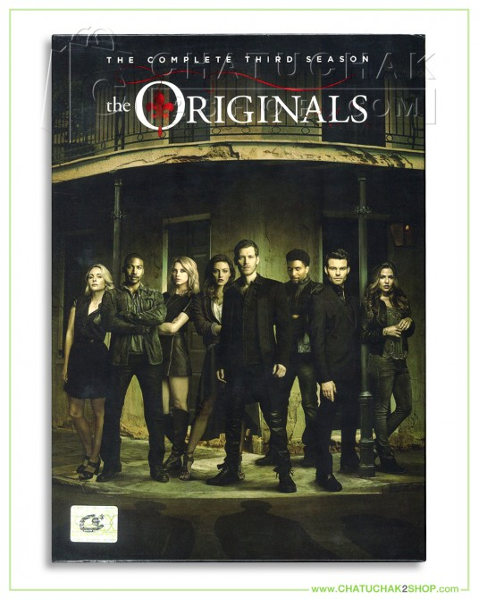 The Originals : The Complete 3rd Season DVD Series (5 discs)