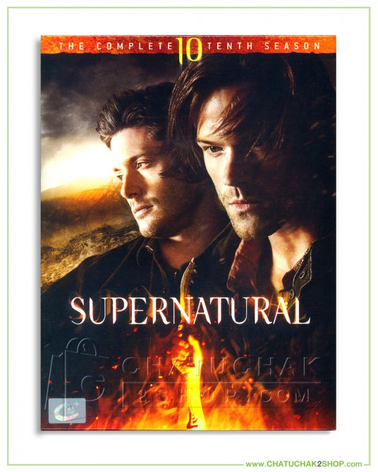 Supernatural : The Complete 10th Season DVD Series (6 discs)