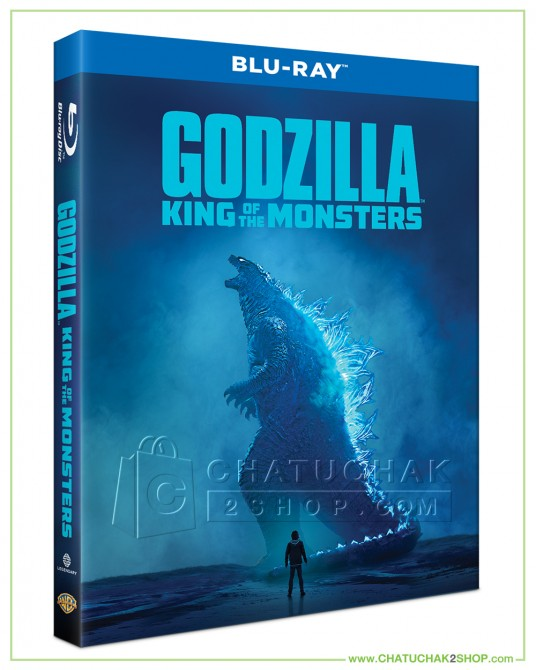 Godzilla 2 : King of the Monsters Bluray (Free Post Card)