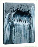 Inception 4K Ultra HD Steelbook includes Blu-ray 2D+Bluray Special Features