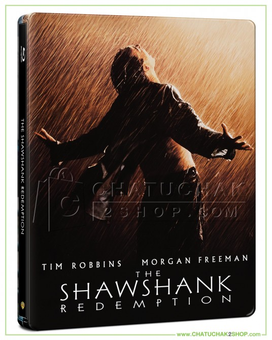 The Shawshank Redemption Bluray Steelbook